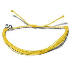 Yellow Sun Classic  - Weltfreund Armbänder