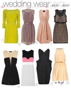 dresses to wear to a spring wedding cocktailsdressestowear