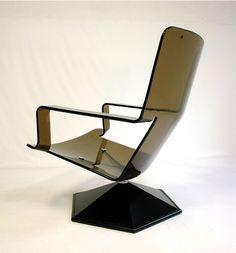 Image result for plexiglass rietveld chair