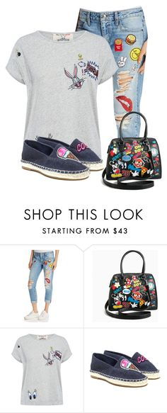 """Patches kinda Day"" by zahratsa on Polyvore featuring Hidden, Torrid and Paul & Joe Sister"