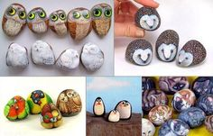 Painted Rocks Rock! Painted rocks have popular craft for centuries. Recently, this art activity has seen a resurgence in popularity. Rock is