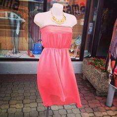 Summer Dress One Shoulder, Shoulder Dress, Blood, Summer Dresses, Fashion, Moda, Summer Sundresses, Fashion Styles, Fashion Illustrations