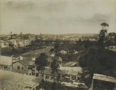 São Paulo Antiga - Anhangabaú