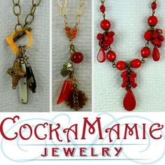 Shop Cockamamie Jewelry at Joint Venture Jewelry!