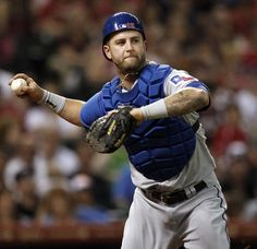 Mike Napoli love the Napster! Mlb Texas Rangers, Rangers Baseball, Sports Baseball, Baseball Jerseys, Baseball Players, Sports Teams, Nike Nfl, Sports Figures, Sport Man