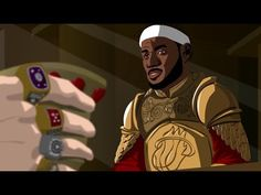 Game of Thrones, NBA Edition (Game of Zones) holy crap they predicted the spurs championship