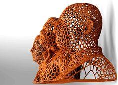 3D-ZAKAZ Unleashes a Slew of 3D Printable Voronoi Style Creations http://3dprint.com/91649/voronoi-style-3d-prints/