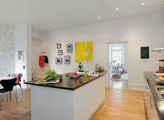 Gestaltungsidee Küche skandinavischer Stil
