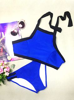 This one's a classic--trust us.Pick Your Poison Halter Bikini Set,ONLY $20.99 now.Find your favorite at FIREVOGUE.COM