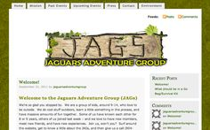 Jaguars Adventure Group - Boys club created by cool some pretty cool moms.