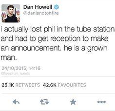 No he is not, Dan