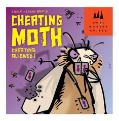 Cheating Moth * For more information, visit image link.Note:It is affiliate link to Amazon.