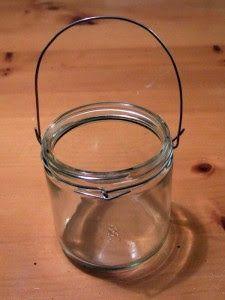 Meus Escritos.: Reaproveitamento - Potes de vidro - Faça você mesmo