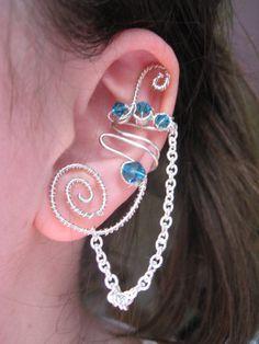 Cool Ear Cuff