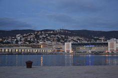 Trieste in collina