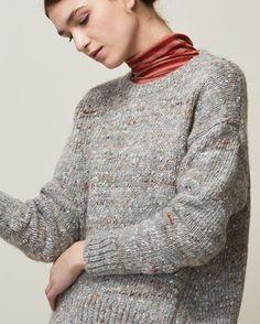 Women's Flecky Easy Sweater