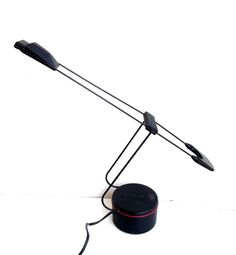 Viabuzzino Alvaline mod. Modo LAMPADA TAVOLO Vintage Minimal Table lamp italy