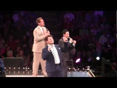 """The Love of God"" sung at the National Quartet Convention 2012 by the Gaither Vocal Band. Beautiful!!"