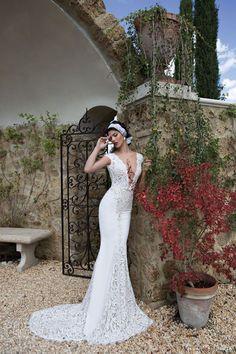 Sheath Wedding Dress : Berta Bridal 2015 Wedding Dresses