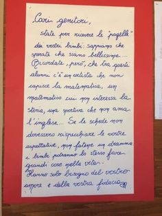 """Cari genitori, state per ricevere le """"pagelle"""" dei vostri bimb Educational Activities For Kids, I Love My Son, Teacher Planner, Italian Language, Daddy Daughter, When I Grow Up, Management Tips, Good To Know, Slogan"""