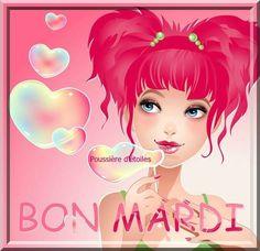 Original Stock Vector illustration by Vector Frenzy Bon Mardi, Bubble Art, Illustrations, Be My Valentine, Good Morning, This Is Us, Bubbles, Manga, Wallpaper
