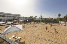 Activation Day 10.01.15  #BeachVolley #BeachPadel #ActivationDay