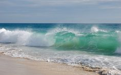 Beach Waves Background Wallpapers Pictures Photos Images