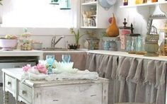 Shabby Chic Decorating Ideas For The Living Room – Shabby Chic Home Decor