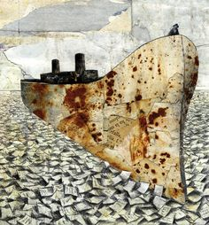 Francesco Chiacchio collage Really interesting artist-check out his website!