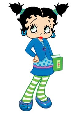 Animated Cartoon Characters, Disney Characters, Fictional Characters, Betty Boop Cartoon, Betty Boop Pictures, Embroidery Patterns, Little Girls, Minnie Mouse, Animation