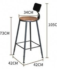 """Awesome """"bar tables kitchen"""" information is offered on our internet site. Iron Furniture, Steel Furniture, Home Decor Furniture, Industrial Furniture, Industrial Style, Patio Bar Set, Pub Table Sets, Bar Tables, Vintage Bar Stools"""