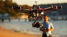 Australia grapples with its growing fleet of drones --By Amanda Woodard