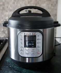 Why I Gave Up My Slow Cooker for the Instant Pot   Via The Kitchn