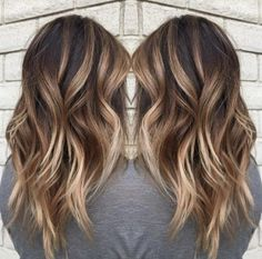Gorgeous fall hair color for brunettes ideas (84)