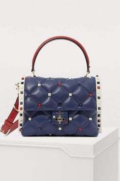 Buy Valentino Candy quilted handbag online on 24 Sèvres. Shop the latest trends - Express delivery & free returns Valentino Clothing, Valentino Shoes, Valentino Rockstud, Cheap Purses, Cute Purses, Handbags Online, Purses And Handbags, Popular Purses, Rudolph Valentino