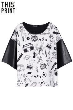 Cartoon T-shirt 17.90