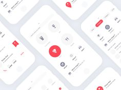 今回は、デザインの共有ができるSNS「dribbble」から、インスピレーションが湧いてくるモバイルアプリのデザインをご紹介します。 色使い、UIの形、空間の使い方など、どれを取っても参考になるものが多いはずです。 面白そうなアイデアはぜひご自身のデザインに取り入れてみてください。
