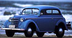 Opel Kadett 2-door 1938