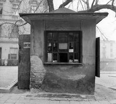 Ilyen is volt Budapest - Csalogány utca a Hattyú utcánál Hungary, Budapest