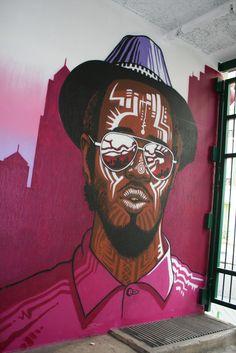 NOE TWO | Street Art | Street Artists | Art | Urban Art | Modern Art | Urban Artists | Mural | Graffiti | travel | Schomp MINI