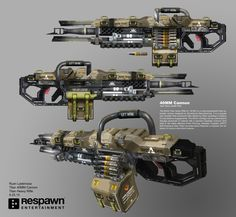 Titan Battle Rifle