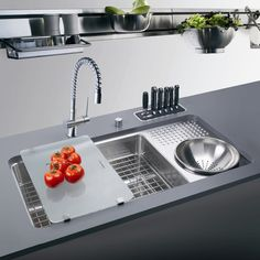 undermount kitchen sinks with drainboard
