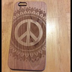 iPhone 6/6S Plus Wooden Case Iphone 6/6s Plus Wood Case Real Wooden Phone Case Features: * Easy to install and remove. * Protect your phone from dust, scratching and shock. * Allows easy access to all functions without having to remove the case. * Hard Wood Material, shockproof, Crash proof, low-carbon green. * Soft interior material provide full protect for your phone. * Light weight. * Material: Rigid Plastic + Wood * Item Model: For Apple iPhone 6/6s Plus * Type: Fitted Case/Skin…