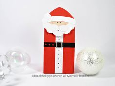 Samichlaus / Nikolaus/ Santa Box Scrapbooking, Box, Snare Drum, Scrapbook, Boxes, Memory Books, Scrapbooks