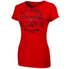 Atlanta Hawks Ladies Tee