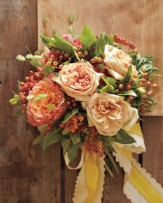 Economical Wedding Bouquet Embellishments