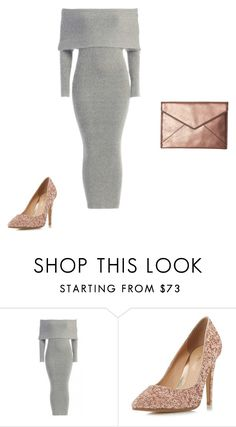 """Untitled #7836"" by explorer-14576312872 ❤ liked on Polyvore featuring Head Over Heels by Dune and Rebecca Minkoff"
