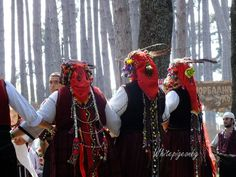 Shaman Woman - Bulgarian Elders in Traditional Clothing, my Shaman sacred clothing as an elder is similar to this as a slavic shaman.