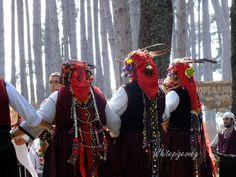 Shaman Woman - Bulgarian Elders in Traditional Clothing, my Shaman sacred clothing as an elder is similar to this as a slavic shaman.