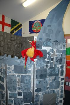 Castle Role Play Area